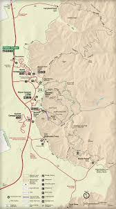 Utah National Parks Map Bryce Canyon Maps Npmaps Com Just Free Maps Period