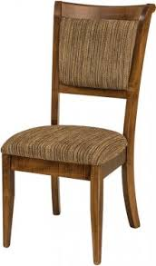 Dining Wood Chairs Amish Kitchen Dining Chairs Solid Wood Amish Furniture