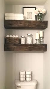 bathroom shelf ideas pinterest shelves bathroom over toilet shelf walmart pictures to pin on