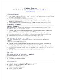 free graphic design resume sample templates at