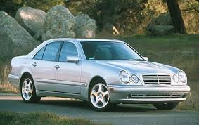 1998 mercedes benz e class information and photos zombiedrive