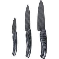 couteaux de cuisine pradel set 3 couteaux ceramique pradel pas cher à prix auchan