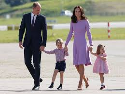 where do prince william and kate live prince george climbs in helicopter cockpit as prince william and