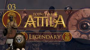 siege rib total war attila legendary aksum ep 03 the ma rib dam