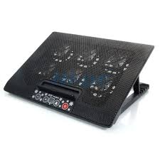 laptop cooling pads with adjustable stand ebay