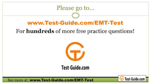 emt exam practice test sample questions from the emt test youtube