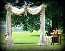 wedding arches at hobby lobby burlap wedding arch fruitpower me