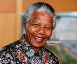 Nelson Mandela Nelson Mandela Stock Photos And Pictures Getty Images