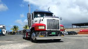 mack trucks mack truck puerto rico youtube