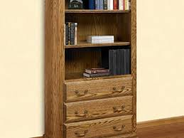 58 10 inch deep bookcase hollydale 36 inch chestnut bookcase