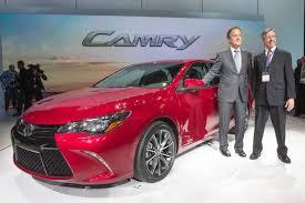 2015 toyota camry images 2014 york international auto nyias 2015 toyota camry
