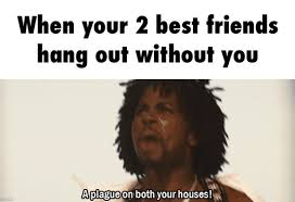 Friends Meme - 8 feelings you get when your friends hang out without you smosh