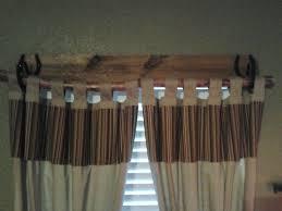 3 Piece Curtain Rod Best 25 Rustic Curtain Rods Ideas On Pinterest Rustic Curtains