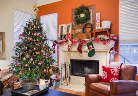 100 country homes and interiors christmas country