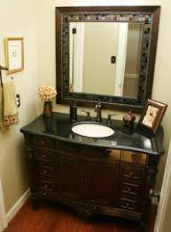 Furniture Style Vanity Baths Baths And More Baths Today U0027s Homeowner With Danny Lipford