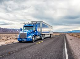 truckers win the first battle of the human robot war for driving