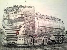 scania truck by roxycloud on deviantart