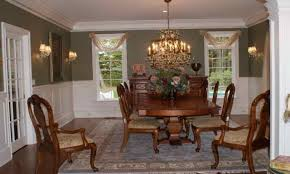 dining room amazing dining room window treatment ideas for elegant
