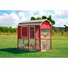 Tractor Barn Precision Walk In Red Barn Chicken Coop At Tractor Supply Co