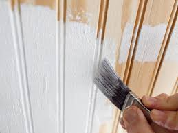 Tips For Painting Wainscoting How To Update A Ceiling With Wainscoting Hgtv