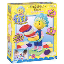 buy fifi flowertots stack cake game bargains