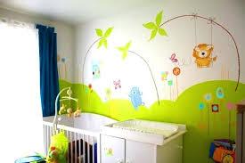 décoration murale chambre bébé déco murale chambre bébé beau deco murale chambre garcon deco mur