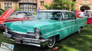 car show classic 1957 lincoln premier u2013 how to spoil a good design