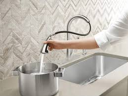 bathroom faucets colony soft pull down kitchen faucet new