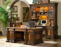 Home Office Executive Desk Beauregard Executive Desk Mediterranean Home Office Library