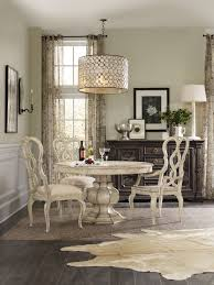 hooker furniture dining room auberose upholstered splatback side