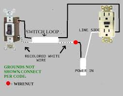wiring a disposal outlet with switch doityourself com community