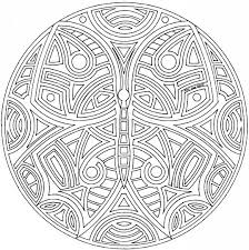 free printable butterfly patterns butterfly mandala from a book
