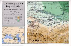Definition Of Physical Map Can The North Caucasus Adapt To Political Change U2013 Johnson U0027s