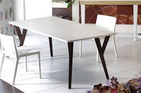 tavoli per sala da pranzo moderni tavolo lineare moderno in legno per sale da pranzo idfdesign