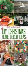 Homemade Christmas Decorations For The Home We Love These 22 Brilliant Diy Christmas Home Decor Ideas