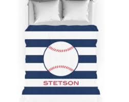 American Flag Comforter Baseball Bedding Etsy