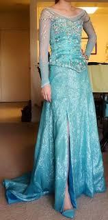 Elsa Halloween Costume Frozen Princess Cosplay Costume Elsa Halloween Costume Halloween