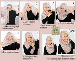 tutorial jilbab ala ivan gunawan azis muhammad ihsan