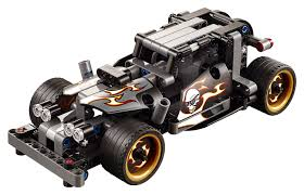 lego technic amazon com lego technic getaway racer 42046 building kit toys