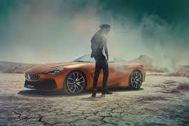 bmw supercar concept bmw z4 concept pebble beach world debut by car magazine