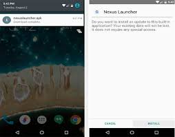 nexus launcher apk free try now the new nexus launcher on your android phone