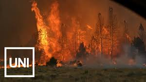 Wildfire Western Us by Fires Rage Across Western Us Youtube