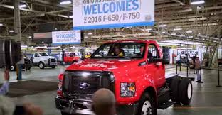 ford dearborn truck plant phone number ford fires back at with us truck stats equipment digest