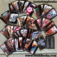 tattoo titans limited edition trading card set one