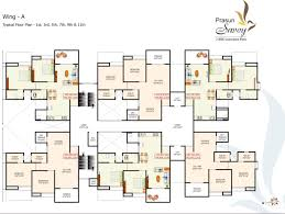 prasun savoy in dhanori pune price location map floor plan