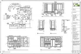 Kitchen Design Autocad Autocad Kitchen Design Traditional Kitchen Cupboard Cad Block