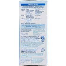Brita Faucet Filter Replacement Instructions by Brita Replacement Water Filter For Pitchers 5 Count Walmart Com