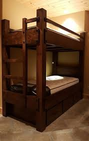 Best Adult Twin Bunk Beds Images On Pinterest Twin Xl Custom - Twin extra long bunk beds