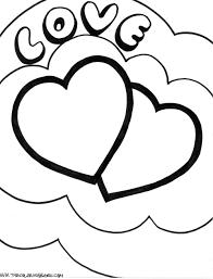 imagenes de amor para dibujar grandes amor con corazones dibujos para colorear eventos on simpaticos