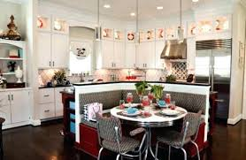 ideas for kitchen tables kitchen table centerpieces ideas whitekitchencabinets org